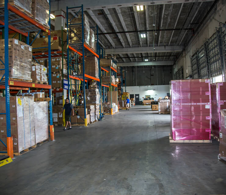 Free Trade Zone Warehouses | Warehousing and Distribution Services