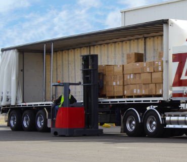 Less Than Trailer Load | Ground Freight Services
