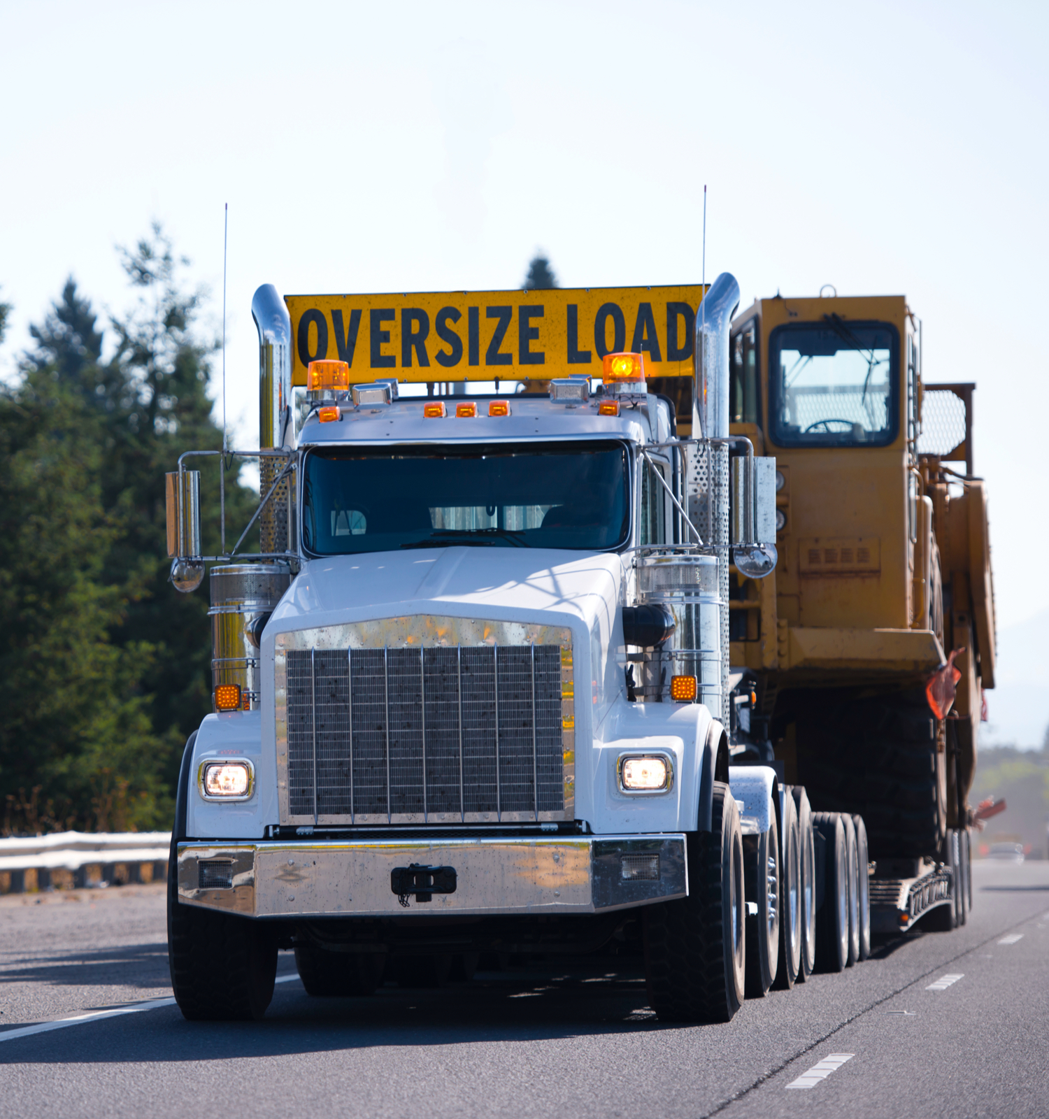 Heavy Hauling | Ground Freight Services