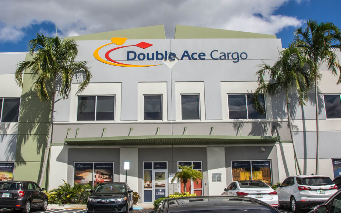 Double Ace Cargo | Get In Touch